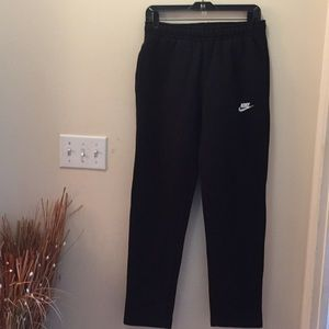Mens Sports Casual fleece pants. Small